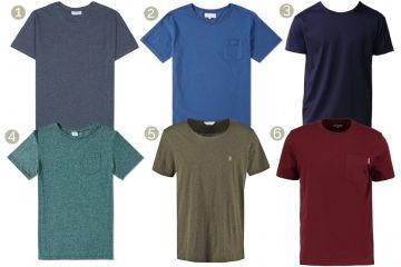 Le t-shirt est un objet vestimentaire de grande consommation chez les hommes.  Si on possède tous un tas de vieux modèles que l on garde pour leur côté ... b2f287fb5332