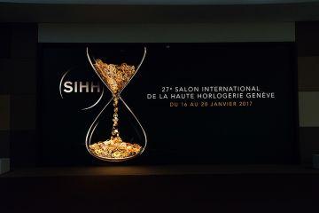 c2b8404ee8f3 Chaque année depuis 1991, la crème de l horlogerie mondiale se réunit à  Genève pour le Salon International de la Haute Horlogerie, une occasion pour  les ...