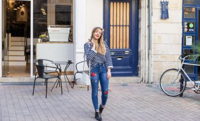 Blog mode lifestyle et bonne humeur ! La penderie de Chloé e9b70ad61eef