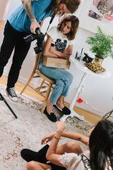 Alexa - Cales Pour Femmes / Noir De Loin NaxruiQak5