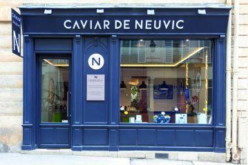 De Neuvic révèle son comptoir Germanopratin, à la fois espace de vente et  lieu de dégustation privilégié. Tendance lourde de cette fin d année, ... ff4fde8deef